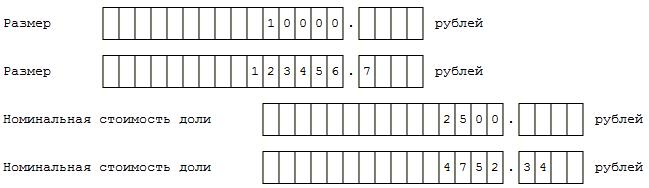 образец заполнения формы р12001 в 2015 году